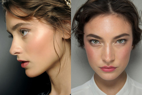 5 Fall Bridal Beauty Trends   Weddings Illustrated