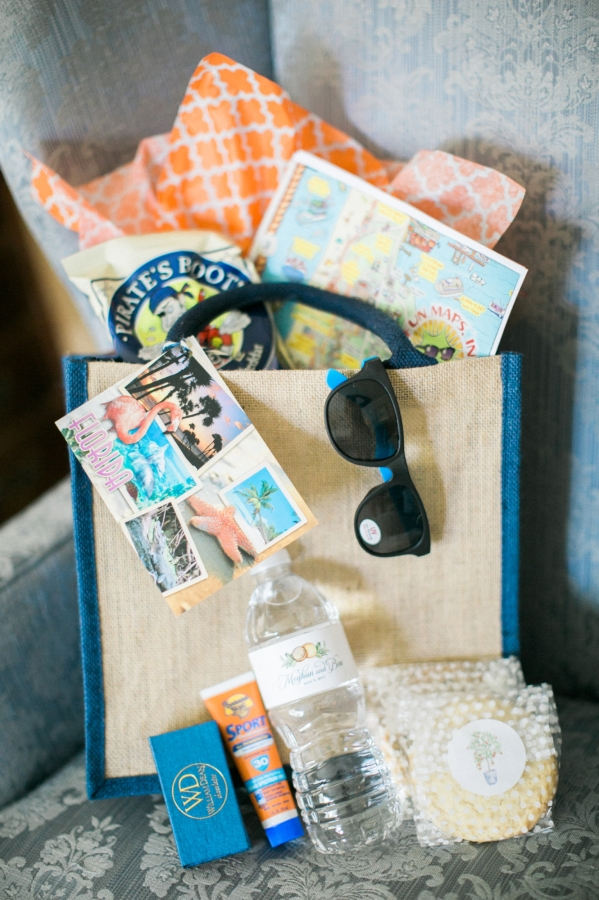 Create the Ultimate Wedding Welcome Bag | Weddings Illustrated