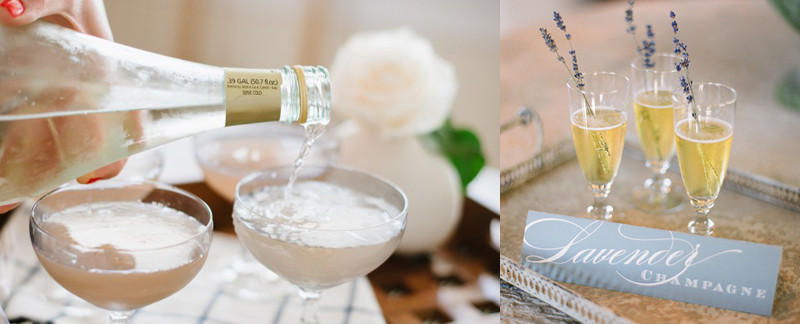 Break Out the Bubbly: 11 Champagne Cocktails to Toast With | Weddings Illustrated