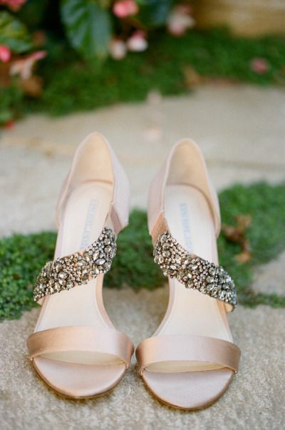 17 Embellished Wedding Shoes We Can't Get Enough Of | Weddings Illustrated