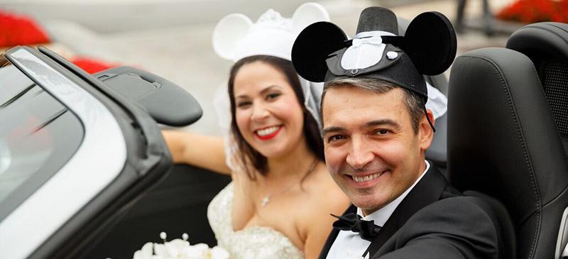 Real Florida Wedding: Aimett and Juan   Weddings Illustrated