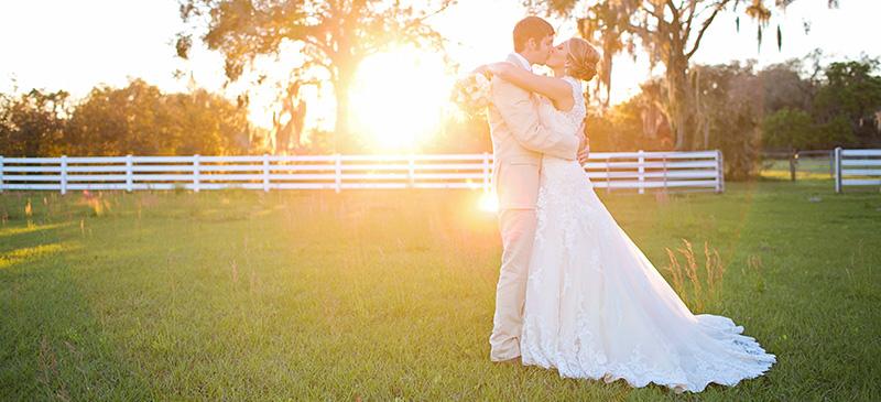 Real Florida Wedding: Natalie Yacoub and Ryan Pugh | Weddings Illustrated